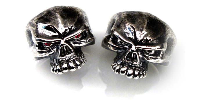 Bad-Intent-Skull-Ring