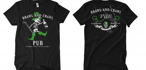 Brawl and Crawl T