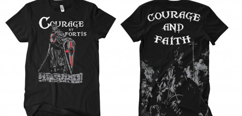 Courage And Faith T