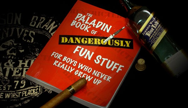 The Paladin Book of Dangerously Fun Stuff