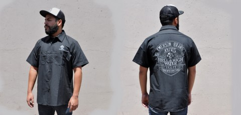 Hell Mechanic shirt