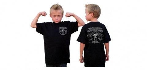 Boys gunslinger t