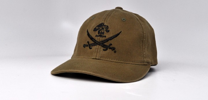 Pirate hat Olive