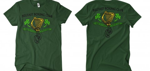 Belfast Boxing Club T