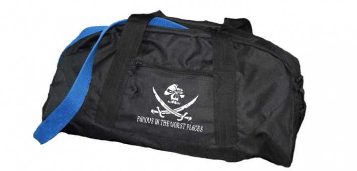 GYM BAG PIRATE