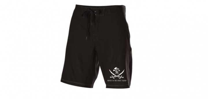 PIRATE BOARD SHORTS