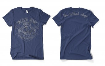 Hell & High Water Heather gray